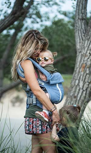Mamãe com Bebê